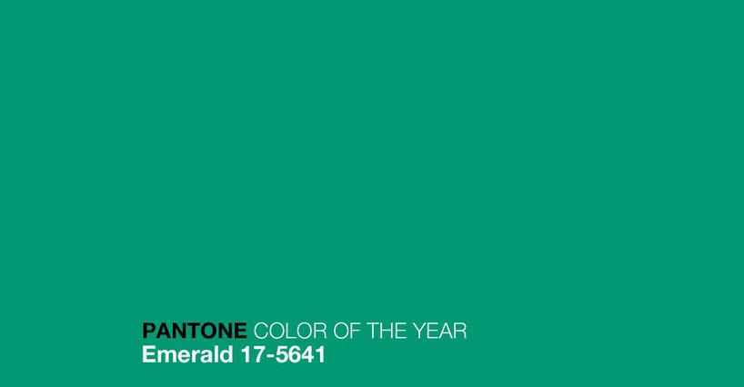 pantone emerald 17-5641